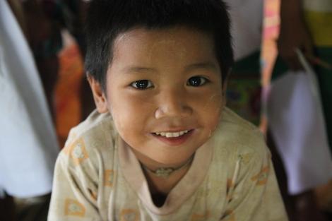 Sonrisas en Mae Sot