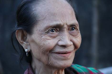 Sonrisas de Laos