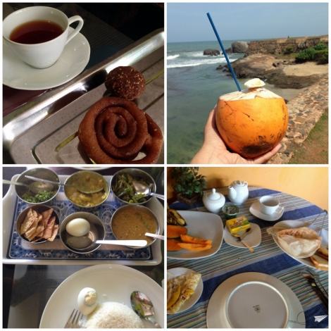 Comida Sri Lanka 2
