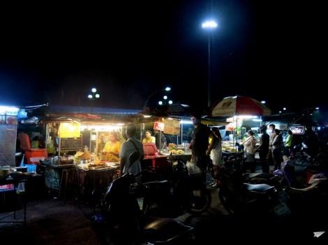 Chao Fah Night Market