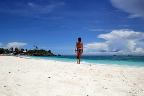 Mariquita beach Malapascua
