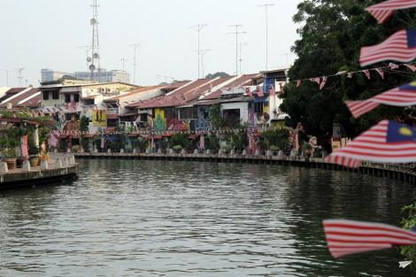 Paseos por Melaka